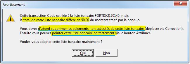 Carte Bancaire Fortis.Comptabilisation Automatique Via Importation De Fichiers Coda